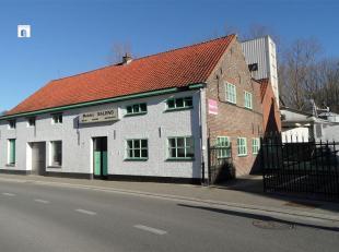 Bien professionnel à vendre                     à 1861 Wolvertem
