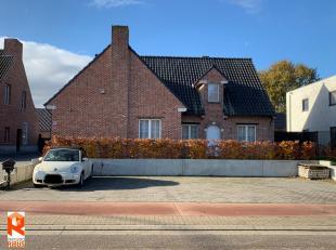 Instapklare woning op mooi perceel van 21a12ca, gelegen te Oosthamsesteenweg 58 te 2491 Olmen.<br /> Goed gelegen, vlakbij bushalte en kleuter- en bas