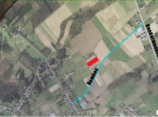 Een perceel akkerland, ± 53 are 91 ca groot, in de omgeving van de Hambosbaan. Gelegen in de kouter tussen Asse-ter-Heide en Mazenzele. Gewestp