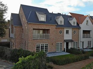 VALIMMAS verkoopt dit uniek en zeer luxueus nieuwbouw duplex-appartement (±167m² !) met terras in 'Res. Belvédère', met priv