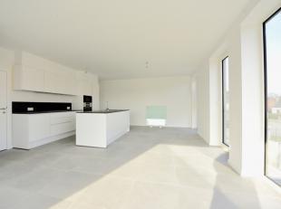 Residentie Ceres, een onbetwistbaar stijlvol architecturaal hoogtepunt met een ode aan het terras. <br /> <br /> Dit appartement op de eerste verdiepi
