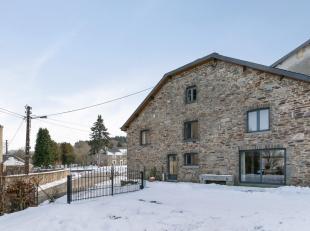 Une très belle maison à Dochamps qui est situé dans un village tranquille.<br /> La maison est renouveller récemment et es