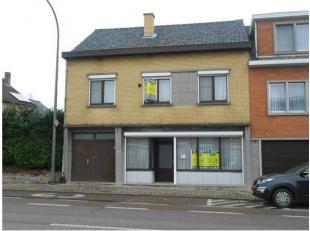 Ruim woonhuis met garage, Hasseltsestwg 287, Tongeren 1a78ca,3slpk,EPC1070,Gvg,Wg