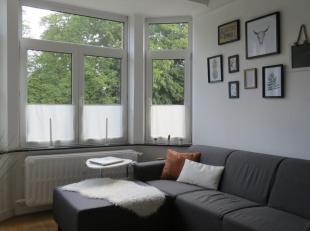 Immo Alphabitat loue cet appartement lumineuxà Woluwe-Saint-Pierre. Appartement au 1erétage d'un immeuble de 3 étages sans ascens