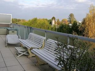 IMMO ALPHABITAT vend en viager ce penthouse 1 chambre situé à Strombeek-Bever. Il se situe au 4ème et dernier étage d'un i