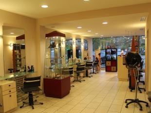 mmo Alphabitat vend ce spacieux salon de coiffure hommes et femmes entièrement équipé avec possibilité d'extension &agrave