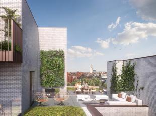 Het oude Belgacomgebouw in het hartje van Halle krijgt een nieuwe bestemming. Achter de prachtige Art Deco-gevel komt het verhaal van NOAH, een kleins