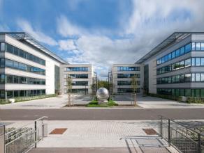 250 m² tot 900 m² kantoren te huur in het bedrijvenpark Les Collines de Wavre in Waver-Noord De eerste vijf fases van het Business Park gaan