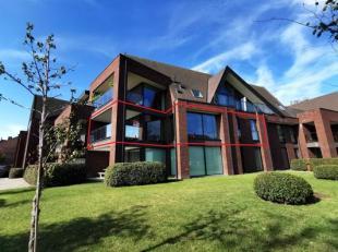 """Prachtig en ruim nieuwbouwappartement met 3 slaapkamers, 2 terrassen en garagebox in Brugge. Het appartement bevindt zich in Residentie """"Isola Bella"""","""