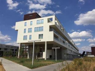 Uniek appartement met één slaapkamers gelegen in residentie Balk van Beel aan de Vaartkom van Leuven! <br /> Het appartement bestaat uit