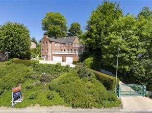 """Villa met een bewoonbare oppervlakte van ongeveer 460m², gelegen in de gegeerde residentiële wijk """"Schoonzicht"""" in Winksele, op slechts 5km"""