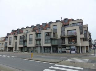 Place de stationnement central à Nieuport-ville Résidence Omega. Libre immédiatement!