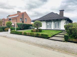 Charmante degelijk afgewerkte woning op een zeer geliefde locatie te Opglabbeek(Oudsbergen)op een perceel van 11A72ca. Deze woning is gelegen vlakbij
