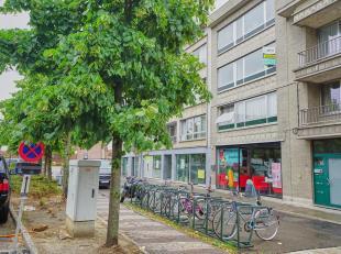 QSPOT stelt u een instapklaar en vernieuwd appartement op de 2de verdieping voor met 2 slaapkamers in het centrum van Halle. Het appartement beschikt