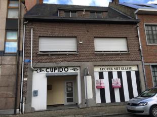 Overname handelsfonds erotheek 'Cupido'Gebouw staat te koop aan euro 320.000,-
