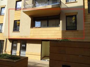 Nous vous proposons cet appartement une chambre situé en plein coeur d'Arlon. Cet appartement au 1 étage d'une nouvelle résidence
