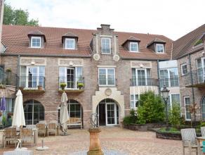 Plusieurs appartements de service à louer dans la résidence Klein Veldeken à Asse. Ce nouveau mode de vie, caractéris&eacu