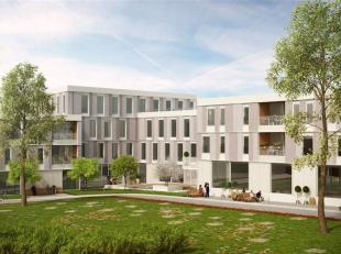 APPARTEMENT 1 slpk van 67m² met terras van 8m²: Hof ter Leeuwen: De kernwoorden van nieuwbouwproject hof ter Leeuwen zijn Kwaliteitsvol, bet