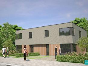 Prachtig gelegen bouwgrond met nieuw te bouwen halfopen woning op een terrein van 3a65ca. Dit terrein is gelegen op het einde van een rustige verkavel
