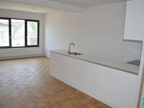 Hip appartement met één slaapkamer te huur gelegen in het hartje van het groene Londerzeel op wandelafstand van alle faciliteiten, winke