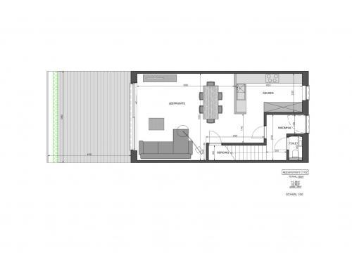Duplex à vendre à Malderen, € 310.000