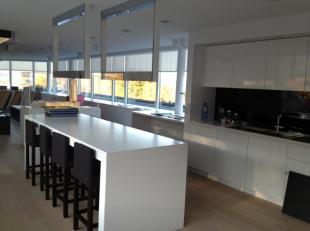 Situé le long du Quai des Péniches, bel appartement de 130 m² avec terrasse de  13m²- Superbe projet alliant l'accessibilit&ea