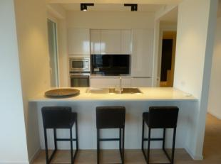 Superbe appartement 2 chambres bénéficiant d'une belle terrasse de 16m² avec vue sur berges du canal (seront aménagée