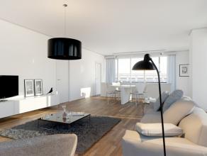 NIEUWBOUWPROJEKT, appartementen van 1 tot 3 slaapkamers nabij de centrum van Brussel, van de Botanique en de Koningstraat. Residentiële wijk met