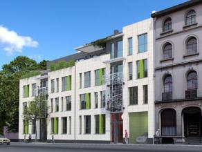 Luxeproject van 14 appartementen van 0-4 kamers met weelderige terrassen - akoestisch en thermisch comfort - Sobere materialen en luxe afwerkingen (ei