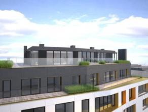 Nieuwbouwproject met appartementen van 1 tot 3 slaapkamers gelegen in het TRENDY WIJK DANSAERT/ST KATELIJNE – Originele architectuur – Kwaliteitsvolle