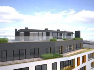 NOUVEAU PROJET d'appartements 1-3 chambres situé dans le très trendy QUARTIER DANSAERT/STE CATHERINE - architecture originale - mat&eacu