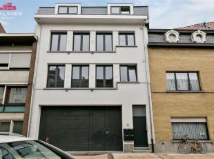 Zeer modern appartement met 1 slaapkamer in het centrum van Mechelen<br /> Dit prachtig appartement bestaat uit een ruime, lichtrijke open keuken voor
