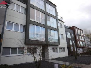 Dit lichtrijk appartement kijkt uit op groen. Het werd recent volledig opnieuw geschilderd en is in de optimale conditie om u als huurder te ontvangen