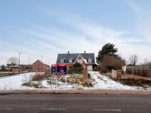 Bouwgrond gelegen in een rustige woonwijk met een oppervlakte van 507m² voorzien voor het bouwen van een ééngezinswoning in half-op
