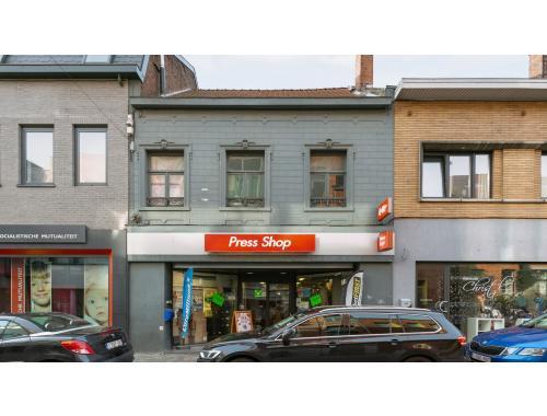 Bâtiment commercial à vendre à Zaventem, € 353.000