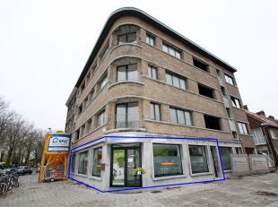 Zeer ruim Handelsgelijkvloers (250 m²) op toplocatie. Deze mooie handelsruimte is gelegen op de hoek van de Beatrijslaan en de Paul van Ostaijenl