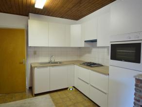 Gezellig gelijkvloers appartement te Wuustwezel-Gooreind. Het appartement beschikt over een leefruimte met aansluitend half open keuken, badkamer, 3 s