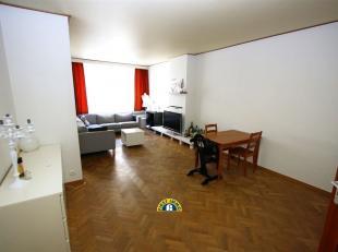 Zeer leuk en licht instapklaar appartement met 2 slaapkamers en terrasje. Op loopafstand vindt u de Groenplaats, de Meir, de Grote Markt en het pittor