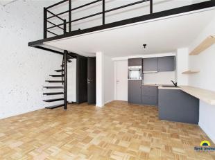 Perfect gerenoveerd en deels gemeubeld 1-slaapkamer appartement gelegen op de derde verdieping in een kleinschalig project (LAGE algemene kosten!) boo