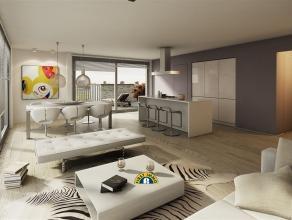 Gelijkvloers duplexappartement van 173 m² met 51 m² tuin aan binnengebied in nieuwbouwproject aan het Theaterplein en Hopland ! Opendeurdag