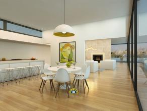 Luxueus nieuwbouwproject tegenover de jachthaven op Linkeroever ! Appartement 102 - 112 m² + 19 m² terras - 2 slaapkamers Schuin tegenover d