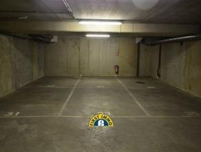 6 of 11 Ondergrondse autostaanplaatsen te koop in campus UA Prinsesstraat. volgende combinaties zijn mogelijk: - 3 cascade parkings (nummers 31/32 + 3