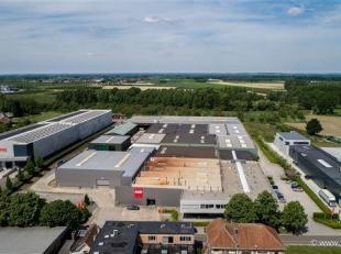 De site is gelegen vlak bijd e N3, N79 en de N80 met vlotte verbindingen naar Tienen, Luik en Hasselt.<br /> het betreft de oude Flam-site bestaande u