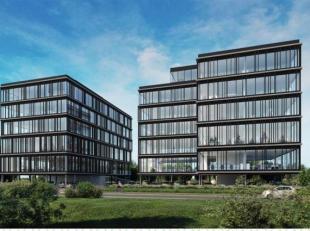 Prestigieus nieuwbouw kantoor d'Office gelegen net buiten het Gentse stadscentrum met vlotte bereikbaarheid naar en van E40/E17/R4.<br /> Diverse oppe