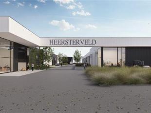 Nieuwe bedrijvenzone gelegen nabij de afrit Tongeren-Oost aan de autosnelweg E313. <br /> Op deze zone van 14.000 m² worden 29 KMO-units gebouwd,