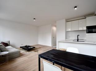 Luxueus afgewerkt eenslaapkamer appartement op toplocatie in Antwerpen nabij het nieuwe Operaplein.