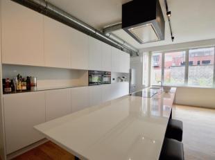 Recent vernieuwd gelijkvloers appartement op een boogscheut van het MAS te midden van het bruisende en trendy Eilandje.