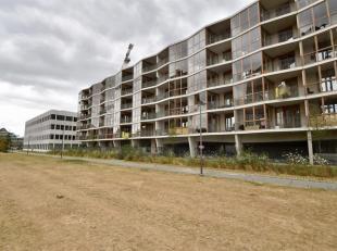 Schitterend gelegennieuwbouwappartement op het Nieuw Zuid met groot terras en wintertuin.