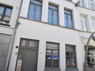 Schitterend gelegen appartement in de buurt van Mechelseplein.