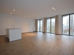 Top appartement met lateraal zicht op de Schelde en zuid oriëntatie.